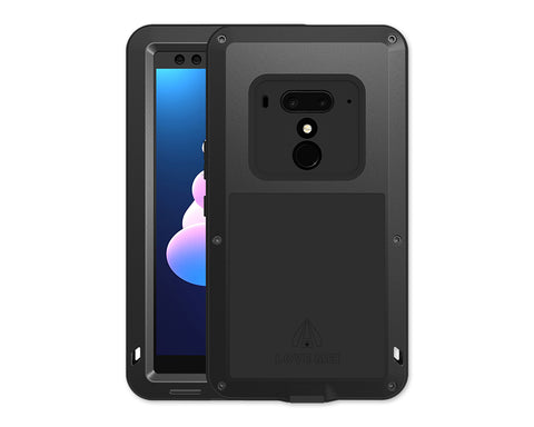 HTC U12+ Waterproof Case Shockproof Metal Case