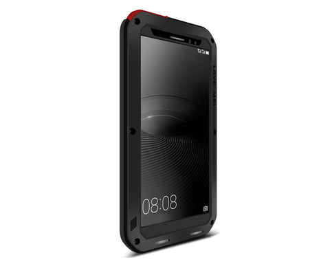 Waterproof Series Huawei Mate 8 Metal Case - Black