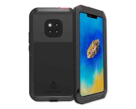 Huawei Mate 20 Pro Waterproof Case Shockproof Metal Case