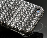 Weave Series iPhone 4 and 4S Case - Black