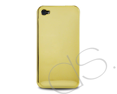 Mirage Series iPhone 4 and 4S Metal Case - Gold