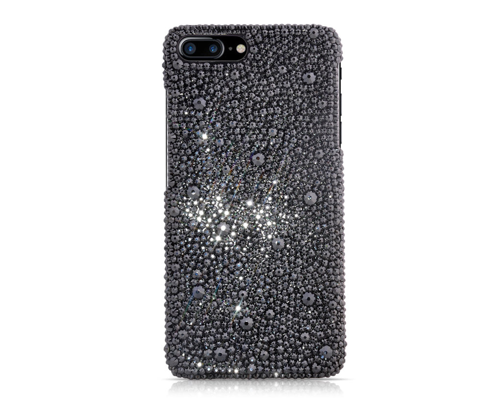 Anomaly Bling Swarovski Crystal Phone Cases - Black