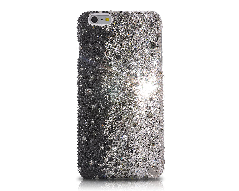check out 0ade7 31cf6 Gradation Bling Swarovski Crystal Unusual iPhone Xs Max Cases ...