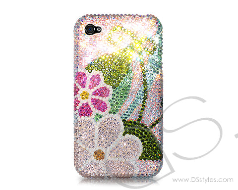 Botanic Bling Swarovski Crystal Phone Cases