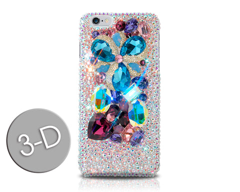 Chic 3D Bling Swarovski Crystal Phone Cases