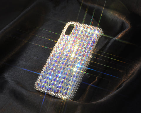 Glorious Bling Swarovski Crystal iPhone Xs Max Cases