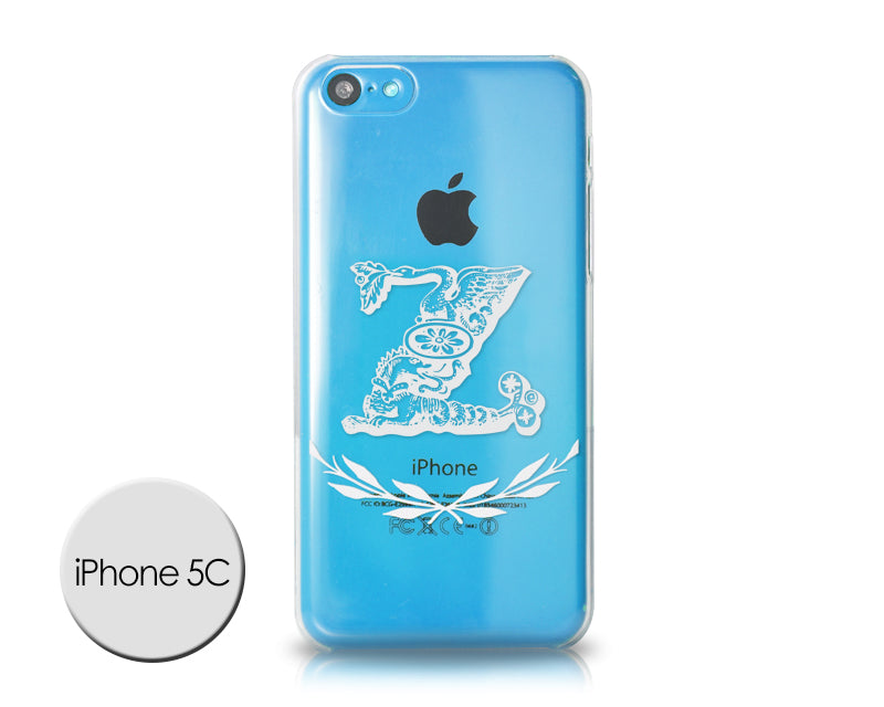 Alphabet Series iPhone 5C Case - Z