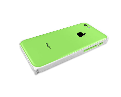 Bumper Series iPhone 5C Metal Case - White