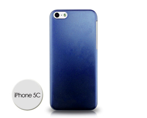 Matt Series iPhone 5C Case - Blue