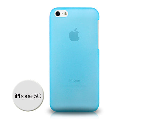 Limpio Series iPhone 5C Case - Blue