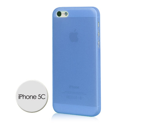 Pure Series iPhone 5C Case - Blue