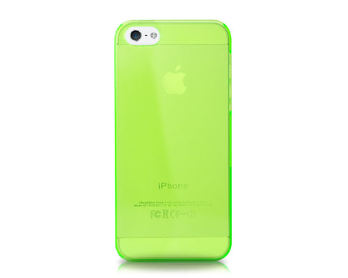 Limpio Series iPhone 5 and 5S Case - Green