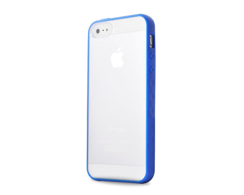 Bumper-Pro Series iPhone 5 and 5S Case - Blue