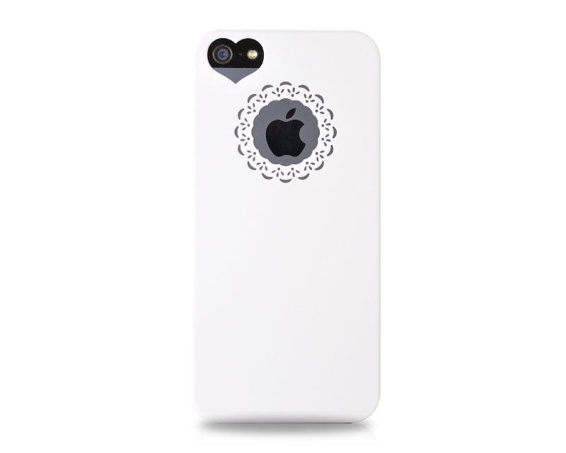 Iconic Series iPhone 5 and 5S Case - White