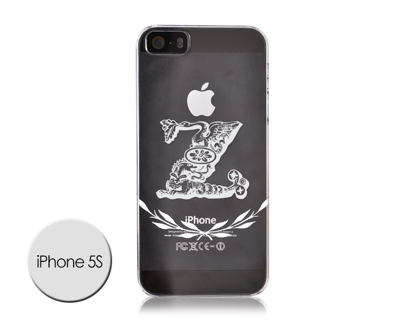 Alphabet Series iPhone 5S Case - Z