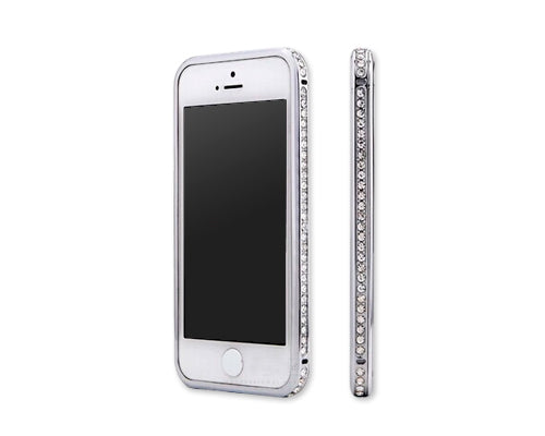 Bumper Series iPhone 6 Crystal Case (4.7 inches) - Silver