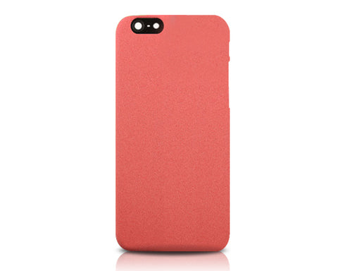 Quicksand Series iPhone 6 Case (4.7 inches) - Matte Orange