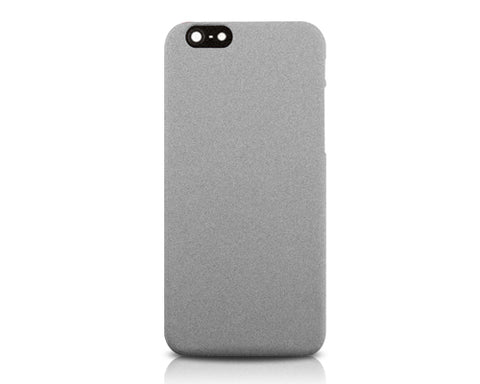 Quicksand Series iPhone 6 and 6S Case - Matte Gray