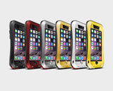 Waterproof Pro Series iPhone 6 Metal Case (4.7 inches) - Yellow