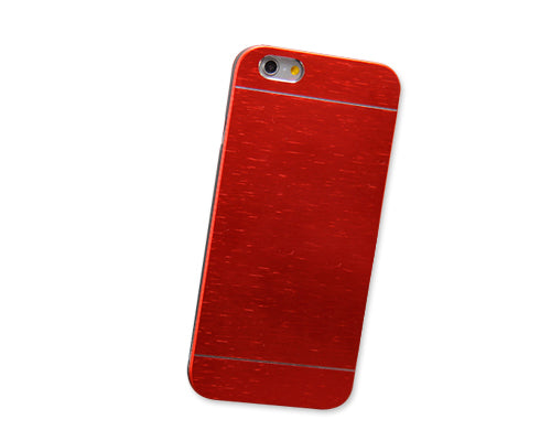 Metal Drawing Series iPhone 6 Metal Case (4.7 inches) - Red