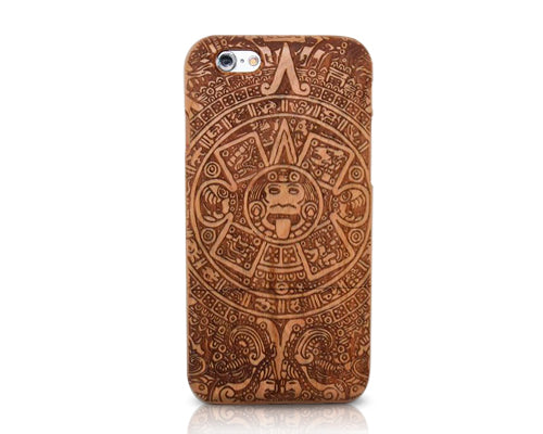 Genuine Wood Series iPhone 6 Plus Case (5.5 inches) - Mysterious