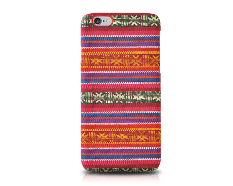 Bohemian Styles iPhone 6 Plus and 6S Plus Case - Red