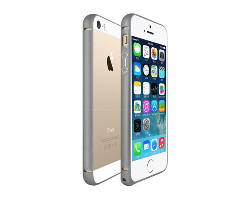 Bumper Series iPhone 6 Plus Metal Case (5.5 inches) - Gray