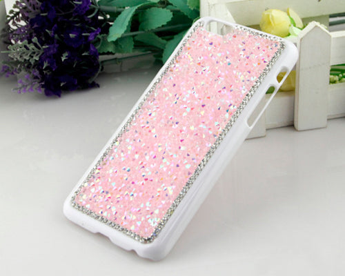 Bling Diamond Series iPhone 6 Plus and 6S Plus Case - Pink