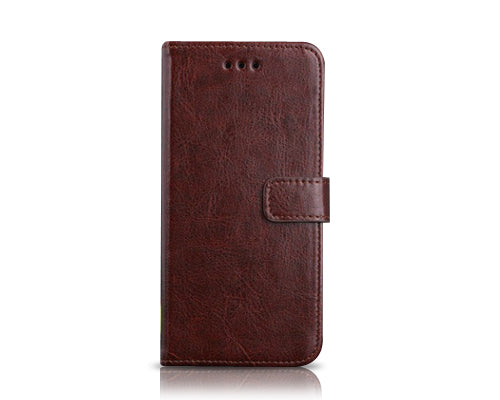 Fold Series iPhone 6 Plus Flip Leather Case (5.5 inches) - Brown