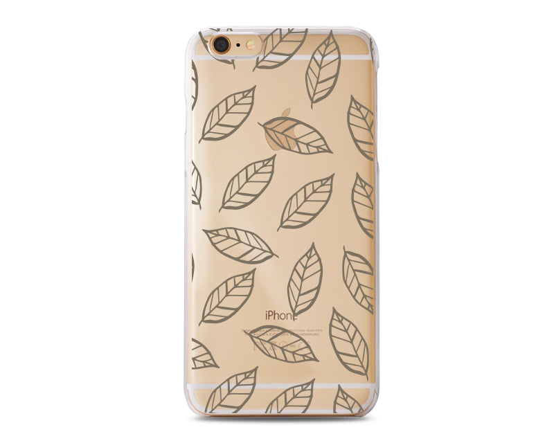 Penetrate Series iPhone 6 Plus and 6S Plus Case - Leaves