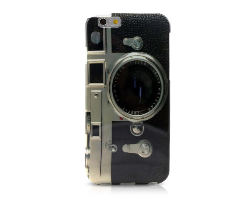 Retro Printing Series iPhone 6 Plus and 6S Plus Case - Camera