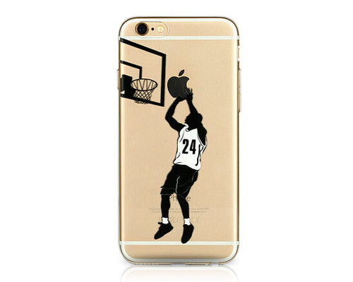 Painted Series iPhone 6 Plus Case (5.5 inches) - Athlete