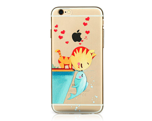 Painted Series iPhone 6 Plus Case (5.5 inches) - Love
