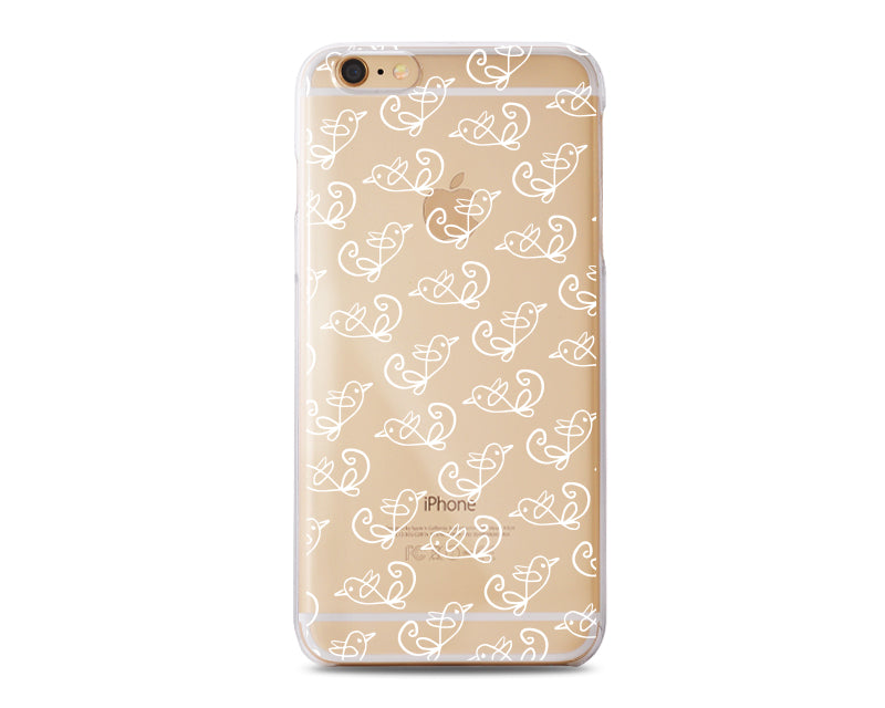 Penetrate Series iPhone 6 and 6S Case - Wedding Birds