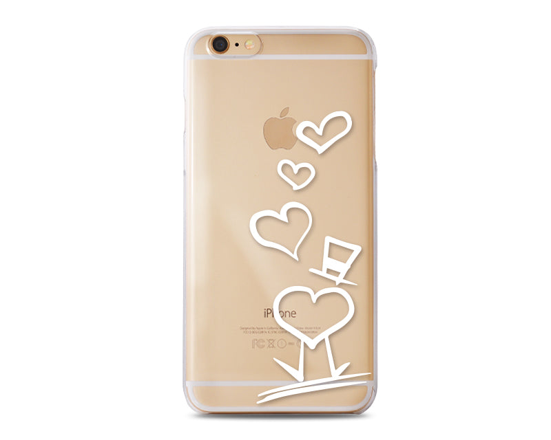 Penetrate Series iPhone 6 and 6S Case - Mr Love Heart