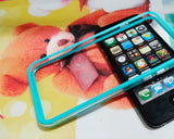 Bumper-Advanced Series iPhone 6 Silicone Case (4.7 inches) - Blue