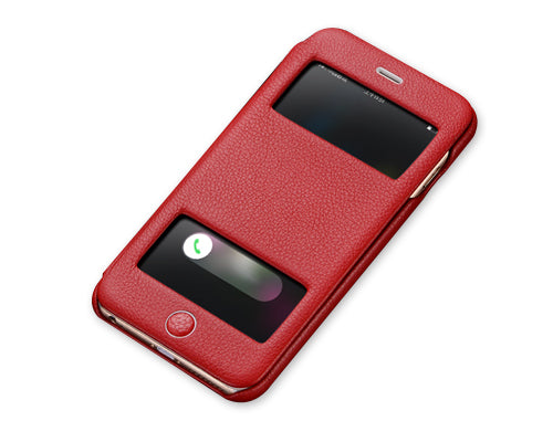 Eyelet Series iPhone 6 and 6S Case - Red