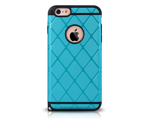 Lattice Series iPhone 6 Plus and 6S Plus Case - Blue