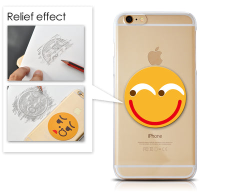 Emoji Series iPhone 6S Case - Sinister