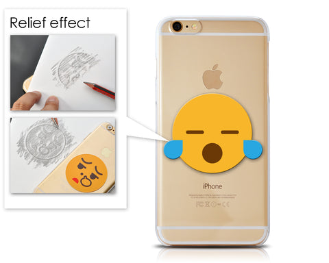 Emoji Series iPhone 6S Case - Cry