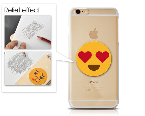Emoji Series iPhone 6S Case - Love