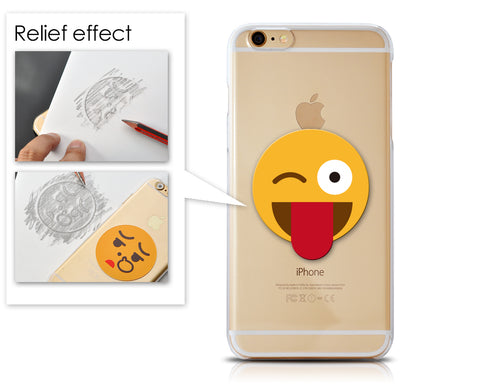 Emoji Series iPhone 6 and 6S Case - Tongue-Out Wink