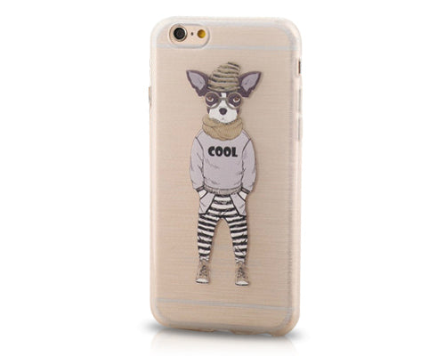 Painted Series iPhone 6S Case - Dog