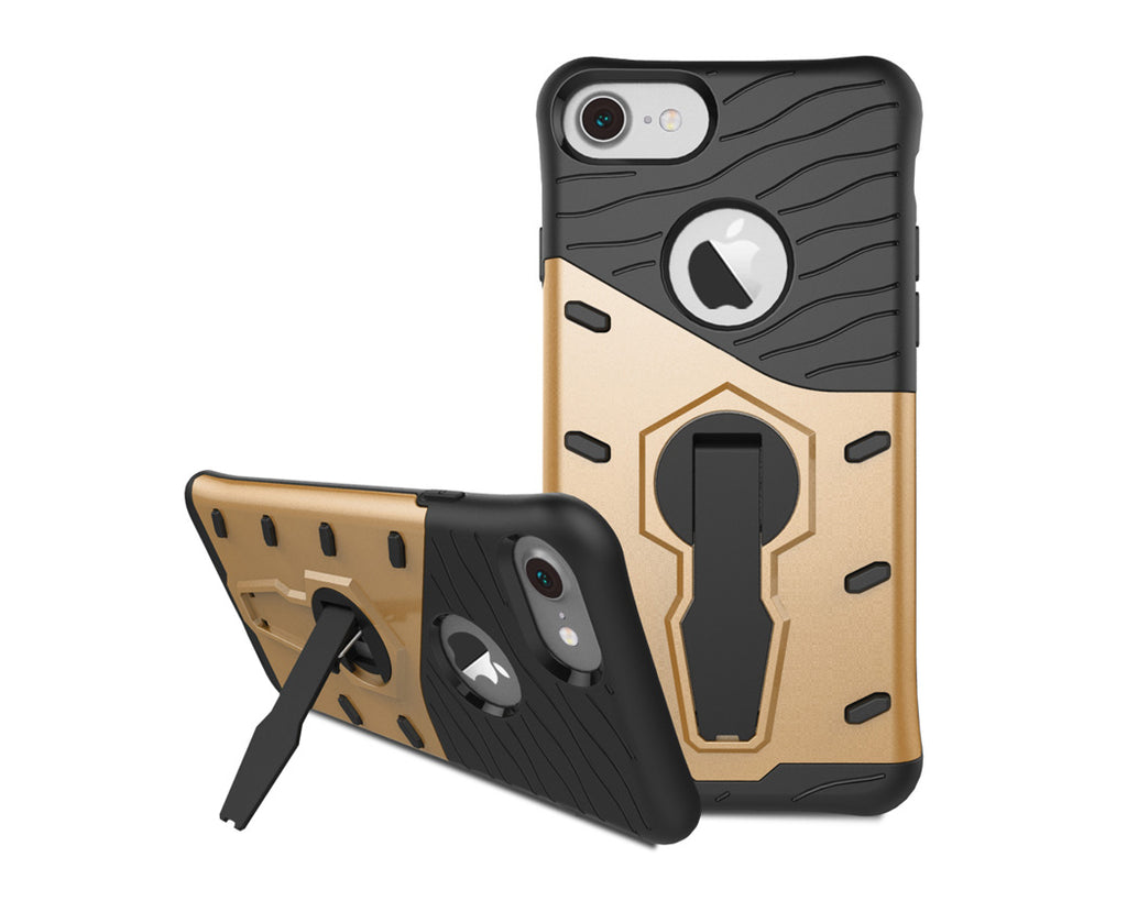 Combo Series iPhone 7 Cases - Gold