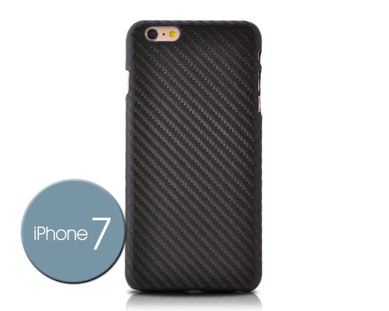 Twill Series iPhone 7 Case - Black