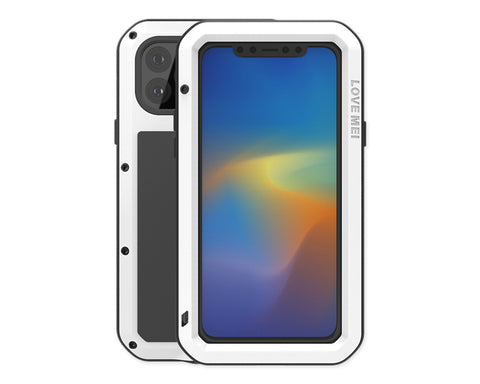 Apple iPhone 11 Pro Max Waterproof Case Shockproof Metal Case