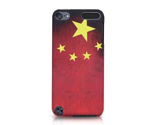 Retro National Flag Series iPod Touch 5 Case - China