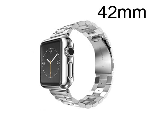 Apple Watch Stainless Steel Metal Replacement Strap Wrist Band