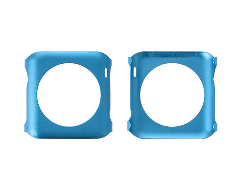 42mm Apple Watch Aluminium Alloy Protective Case iWatch Cover - Blue