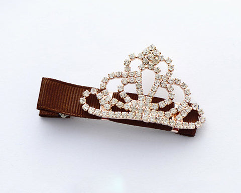 Lovely Crown Hair Clip